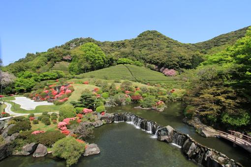 日本庭園 慧洲園